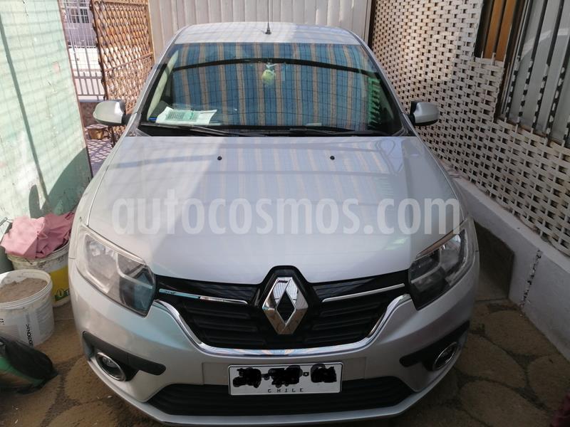 Renault Symbol 1.6L Zen usado (2017) color Gris Plata  precio $5.000.000