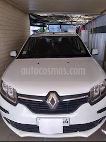 Renault Symbol 1.6 Dynamique usado (2016) color Blanco precio $5.300.000