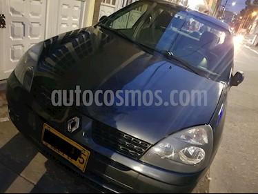 Renault Symbol 1.6 Expression Aut 4P usado (2008) color Gris precio $12.000.000