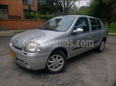 Renault Symbol 1.4 Expression usado (2003) color Plata precio $10.800.000