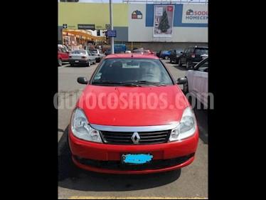 Renault Symbol Authentique 1.6L usado (2010) color Rojo precio u$s7,000