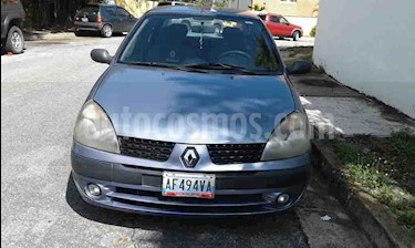 Renault Symbol Automatico usado (2006) color Azul precio u$s2.200
