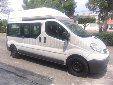 Foto venta Auto usado Renault Trafic 2.0L  (2013) color Blanco precio $179,000