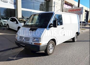 Renault Trafic Furgon Largo 1.9 Diesel Dh usado (2002) color Blanco precio $400.000