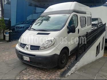 Renault Trafic PANEL TRAFIC, GASOLINA CARGA AC usado (2014) color Blanco precio $160,000