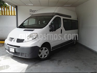 Foto Renault Trafic Pasajeros usado (2014) color Blanco precio $205,000