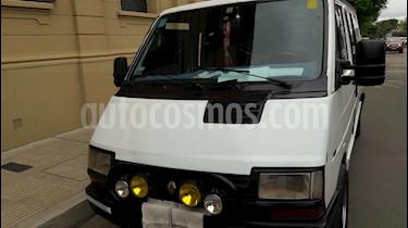 Renault Trafic Ta13 Furgon Larga Diesel usado (1994) color Blanco precio $190.000