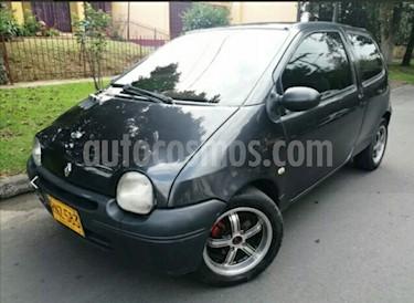 Foto venta Carro usado Renault Twingo  1.1 Access AA Mec 3P (2012) color Gris precio $15.900.000