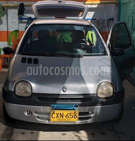 Renault Twingo  Autentique usado (2008) color Plata precio $12.000.000