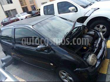 Renault Twingo  Dynamique usado (2007) color Negro precio $10.000.000