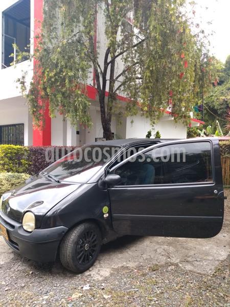 Renault Twingo  twingo usado (2007) color Negro precio $11.000.000