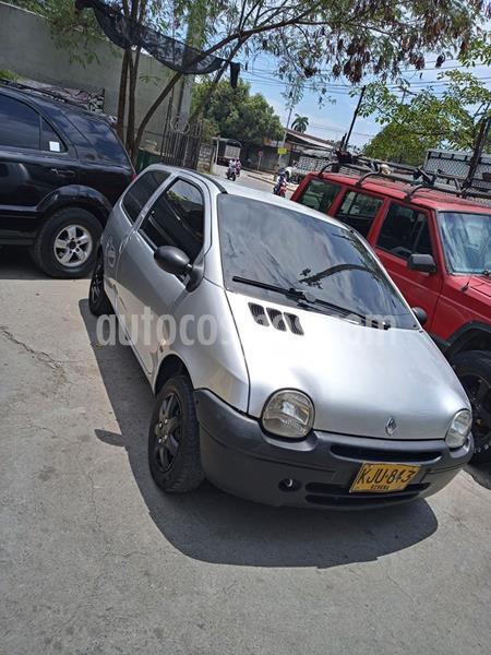 Renault Twingo  Autentique usado (2013) color Gris precio $15.500.000