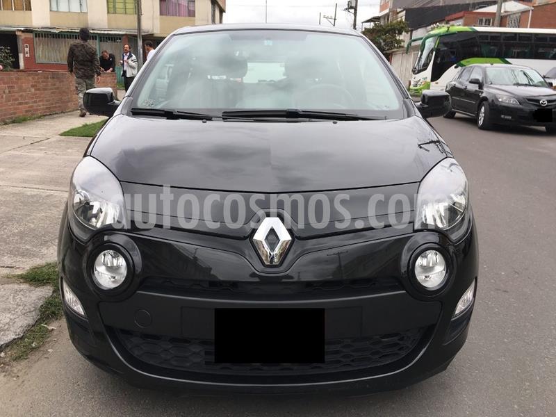 Renault Twingo  Fase III - Full Equipo usado (2014) color Negro precio $17.000.000