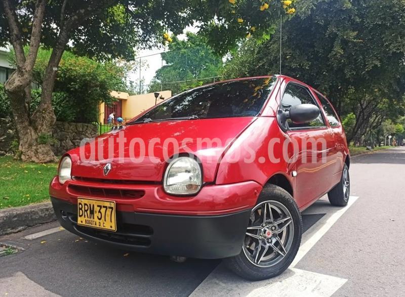 Renault Twingo  Autentique usado (2005) color Rojo precio $11.300.000