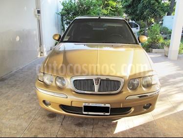 Rover 45 1.8 16V Club 5P Cuero usado (2002) color Bronce precio $130.000