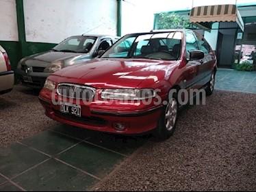 Foto venta Auto Usado Rover Serie 400 416 Si 5 Puertas (2000) color Bordo Pontevecchio precio $160.000
