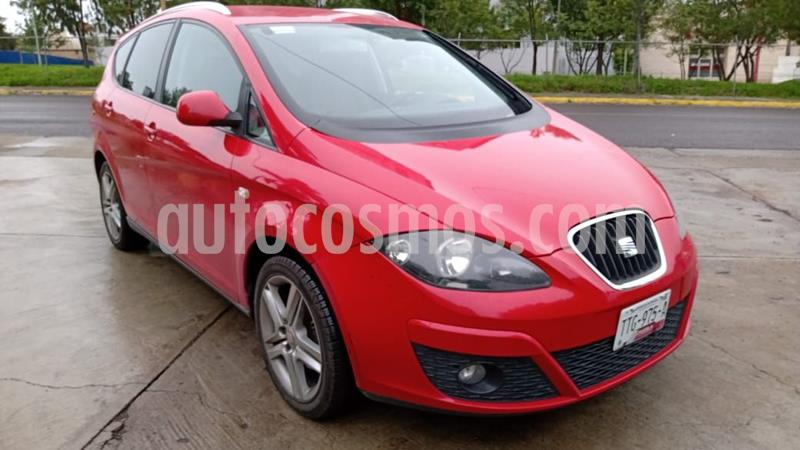 SEAT Altea 2.0L Stylance Tiptronic usado (2014) color Rojo precio $148,000