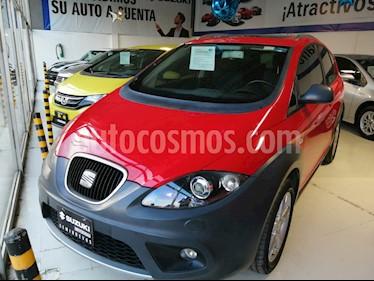 Foto SEAT Altea 2.0L Reference Tiptronic usado (2015) color Rojo precio $180,000