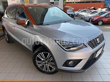 SEAT Arona Xcellence usado (2019) color Plata precio $334,900