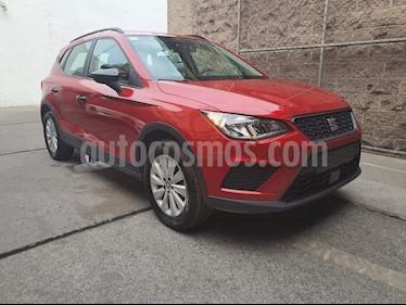 SEAT Arona Reference usado (2019) color Rojo precio $275,000