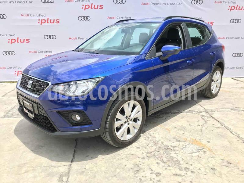 SEAT Arona Style usado (2019) color Azul precio $289,900