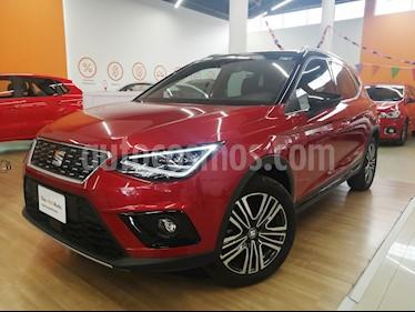 SEAT Arona Xcellence usado (2018) color Rojo precio $318,000