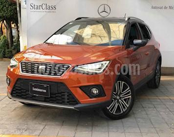 SEAT Arona 5p Xcellence L4/1.6 Aut usado (2019) color Naranja precio $325,000