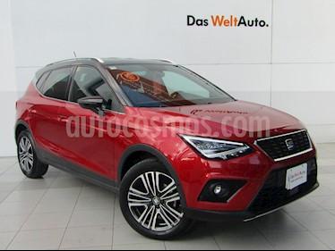 SEAT Arona Xcellence usado (2018) color Rojo precio $290,000
