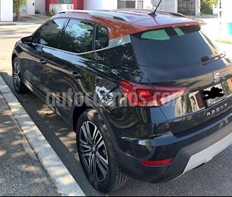 SEAT Arona Xcellence usado (2018) color Negro Medianoche precio $280,000