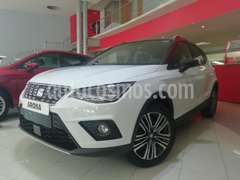 SEAT Arona Xcellence nuevo color Blanco precio $399,400