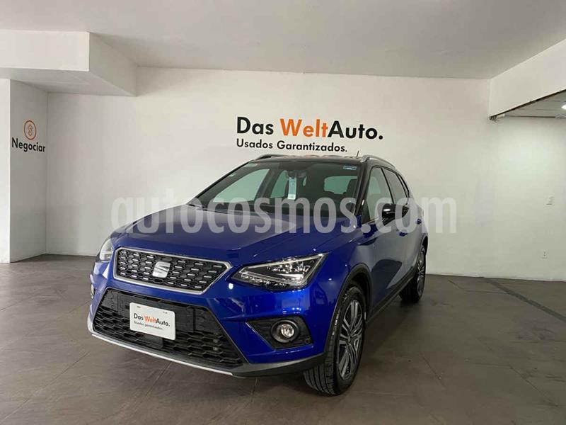 SEAT Arona Xcellence usado (2019) color Azul precio $321,000
