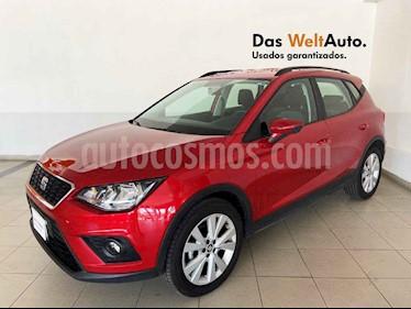 SEAT Arona Style usado (2020) color Rojo precio $299,925