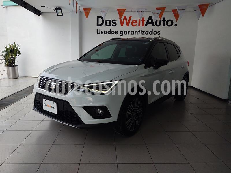 SEAT Arona Xcellence usado (2020) color Blanco Nevada precio $349,000