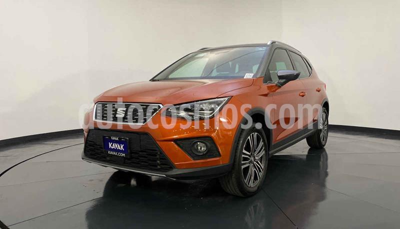 SEAT Arona Xcellence usado (2018) color Naranja precio $312,999