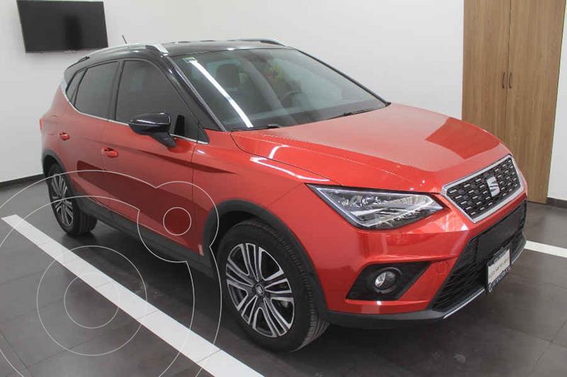 Foto SEAT Arona Xcellence usado (2020) color Rojo precio $349,000