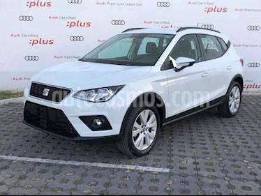 SEAT Arona 5p Style L4/1.6 Aut usado (2019) color Blanco precio $288,500