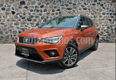 SEAT Arona Xcellence usado (2019) color Naranja precio $339,000