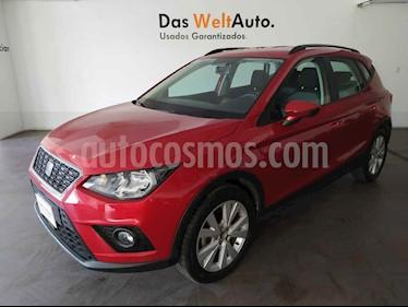 SEAT Arona 5p Xcellence L4/1.6 Aut usado (2019) color Rojo precio $299,000