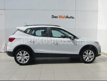 SEAT Arona Style usado (2019) color Blanco Nevada precio $299,000