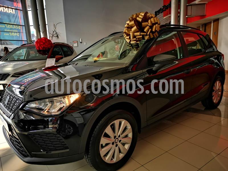 OfertaSEAT Arona Reference nuevo color Negro precio $313,150
