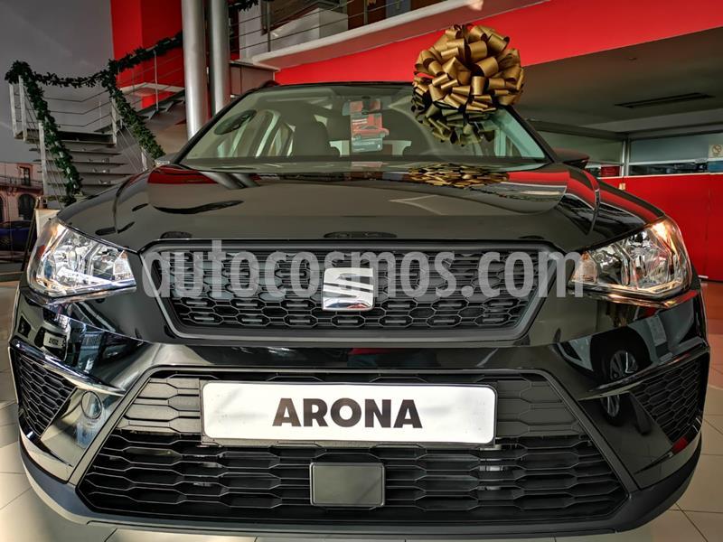 SEAT Arona Reference nuevo color Negro precio $342,100