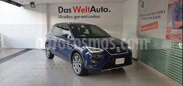 SEAT Arona Xcellence usado (2019) color Azul Mediterraneo precio $335,000