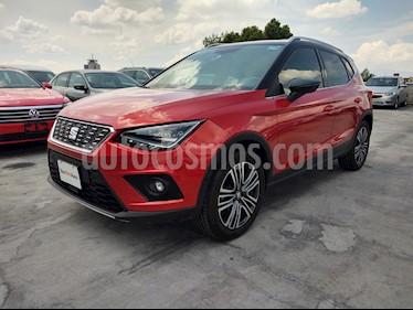 SEAT Arona Xcellence usado (2020) color Rojo precio $339,000
