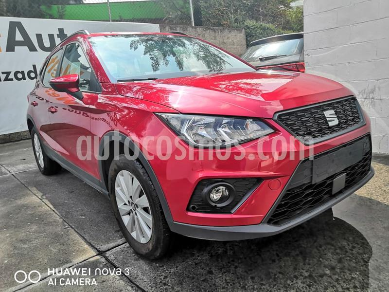 SEAT Arona Reference usado (2019) color Rojo precio $290,000