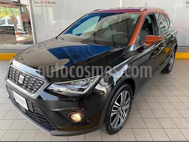 SEAT Arona Xcellence usado (2019) color Negro Medianoche precio $319,900