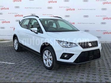 SEAT Arona 5p Style L4/1.6 Aut usado (2019) color Blanco precio $288,501