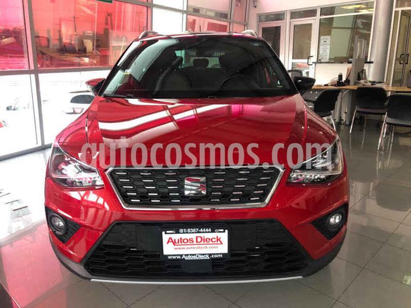 SEAT Arona Xcellence usado (2019) color Rojo precio $309,000