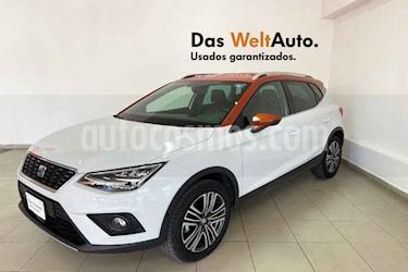 SEAT Arona 5p Xcellence L4/1.6 Aut usado (2019) color Blanco precio $324,551