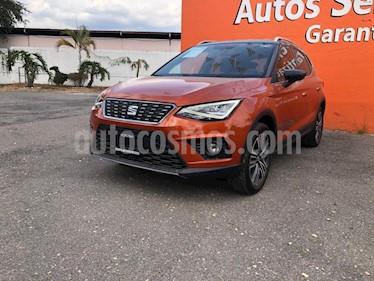 SEAT Arona Xcellence usado (2019) color Naranja precio $319,900