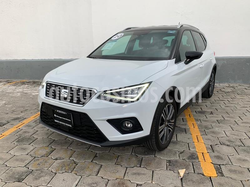 SEAT Arona Xcellence usado (2020) color Blanco Nevada precio $337,900